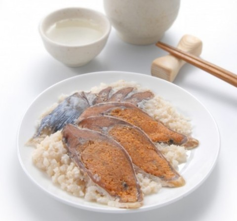 Funazushi, Asal Muasal Keberadaan Sushi