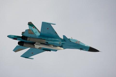 AS Tuding Jet Rusia Lakukan Manuver Tidak Aman