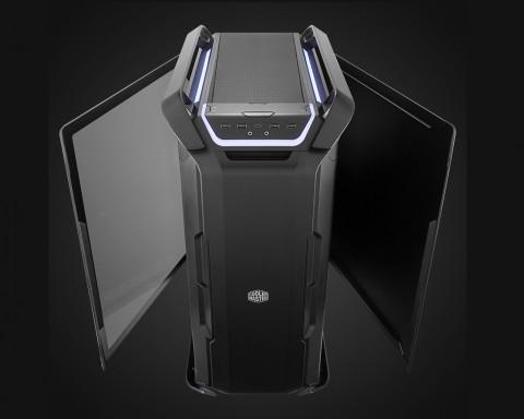 Cooler Master Rilis Casing PC Terbaru, Cosmos C700P Black Edition