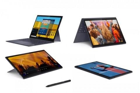 Lenovo Hadirkan Dua Tablet Baru dengan Keyboard Bluetooth
