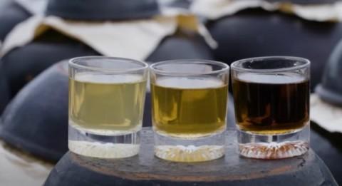 Cuka Tua yang Berkualitas Layaknya Wine di Jepang