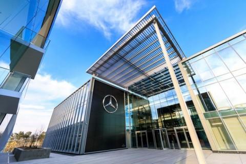 Mercedes-Benz Amerika Serikat Terapkan Kenormalan Baru, Ini Idenya
