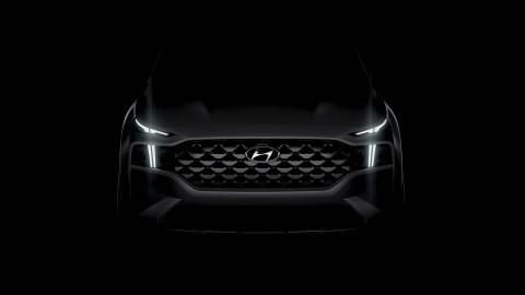New Hyundai Santa Fe Malu-Malu Kucing