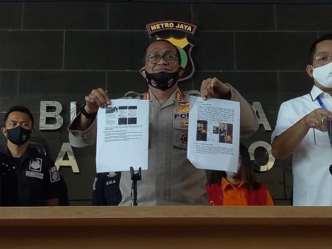 Polisi Buru Penyebar Lain Video Hoaks Mirip Artis Syahrini