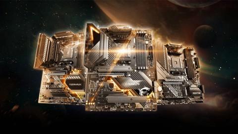 MSI Ikut Umumkan Motherboard AMD B550