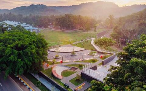 Infrastruktur di Kawasan Strategis Pariwisata Tetap Berjalan
