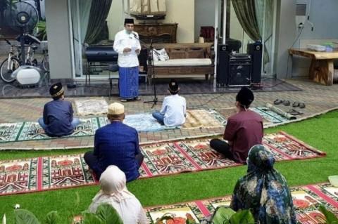 Menag Umumkan Pembukaan Masjid Sore Nanti