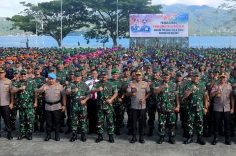 Kehadiran TNI-Polri Saat New Normal Hanya Mengedukasi Masyarakat