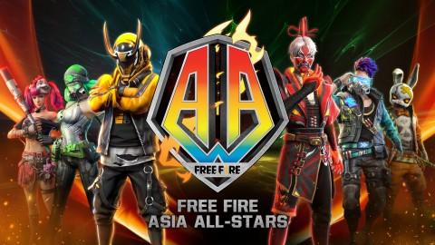 Garena Umumkan Turnamen Esports Online Free Fire Asia All-Stars 2020