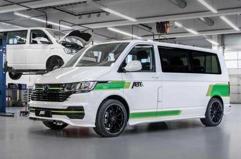 ABT e-Transporter 6.1, Mobil Bongsor Bertenaga Listrik
