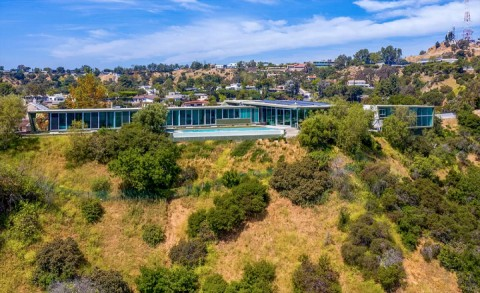 Pharrell Williams Jual Rumah di Los Angeles