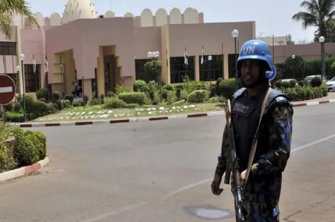 Dua Penjaga Perdamaian PBB Meninggal akibat Covid-19