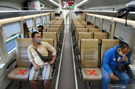 KAI Belum Berencana Tambah Operasional Kereta di Kenormalan Baru