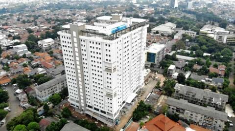 Pembangunan Rusun ASN di Pasar Jumat Sudah 88,12%