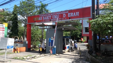 Lima Tenaga Medis Positif, RS Daya Makassar Tutup Layanan