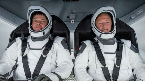 Profil 2 Astronaut NASA yang Bakal Diterbangkan SpaceX ke ISS
