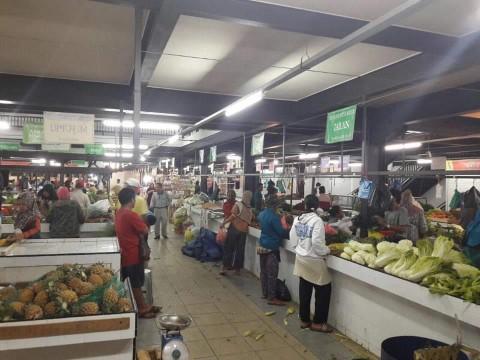 Harga Kebutuhan Pokok di Belitung Turun Setelah Lebaran
