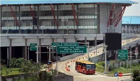 Operasional Bus Antarkota Dihentikan Hingga 7 Juni