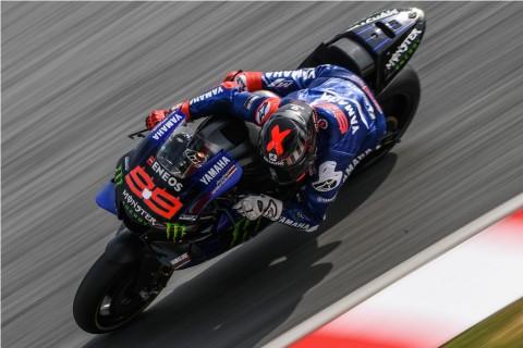 Jorge Lorenzo Tercepat di MotoGP Inggris Virtual