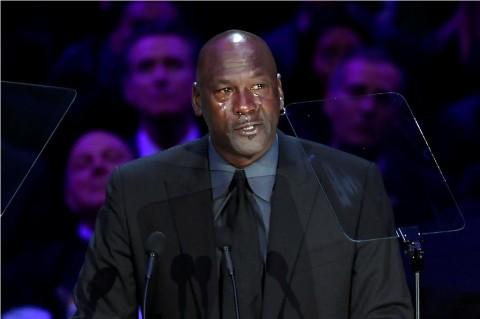 Michael Jordan Murka atas Kematian George Floyd