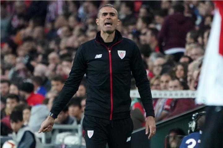 Atheltic Bilbao Perpanjang Kontrak Pelatih Gaizka Garitano