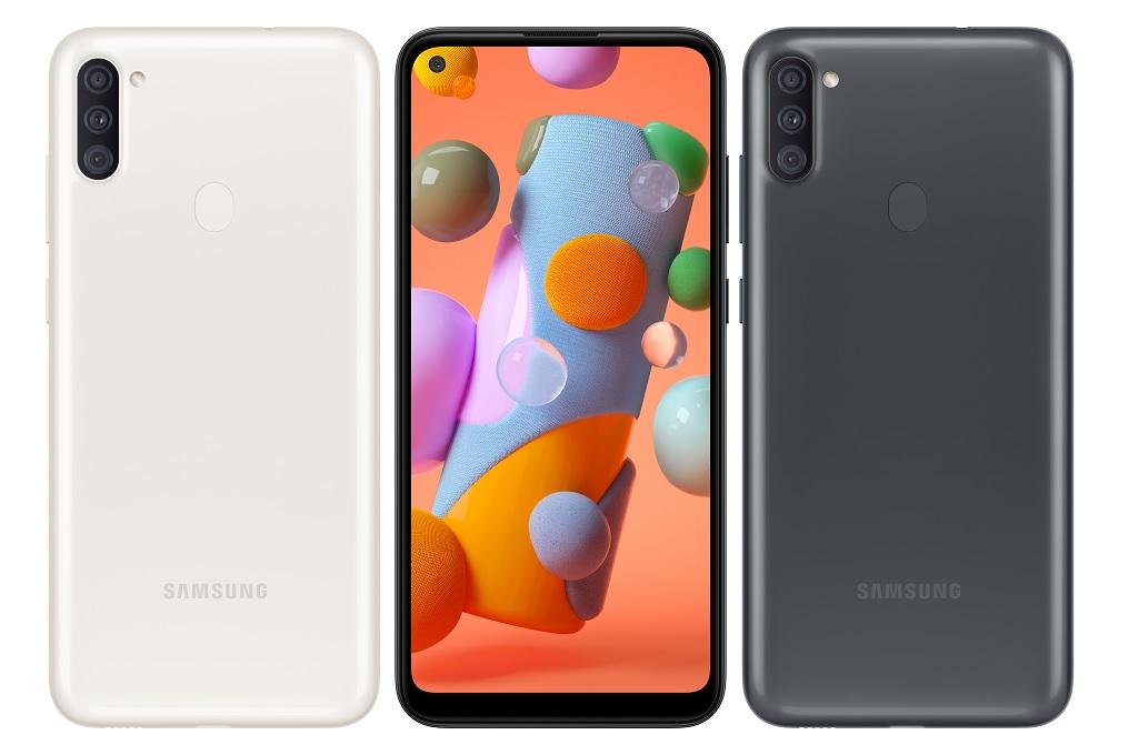 Samsung Galaxy A11 Meluncur di Indonesia Harga Rp2