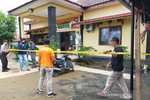 Penyerangan Polsek di Kalsel, 1 Polisi Meninggal
