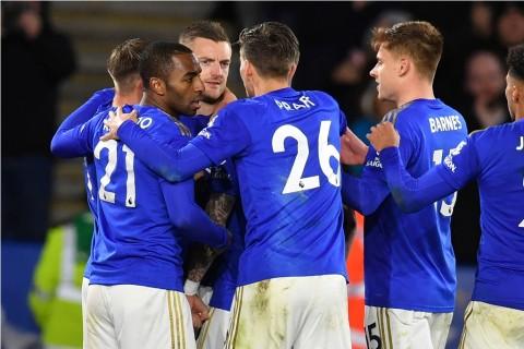 Leicester City Belajar Terbiasa dengan Stadion Kosong