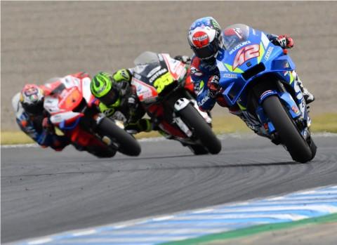 Resmi, Giliran MotoGP Jepang yang Dibatalkan