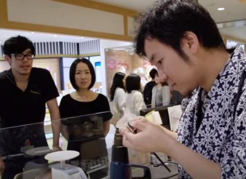 Menjaga Keberadaan Seniman Permen di Jepang