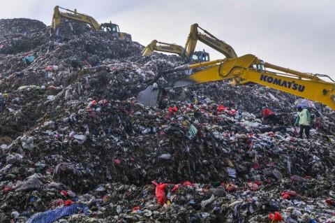 Volume Sampah TPST Bantar Gebang Menurun