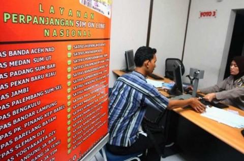 Layanan SIM Internasional Kembali Dibuka