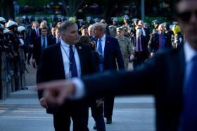 Trump Kerahkan Ribuan Tentara Atasi Kerusuhan