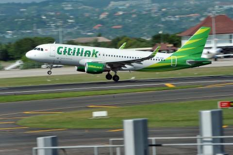 Citilink Operasikan 104 Penerbangan di Hari Perdana Kenormalan Baru