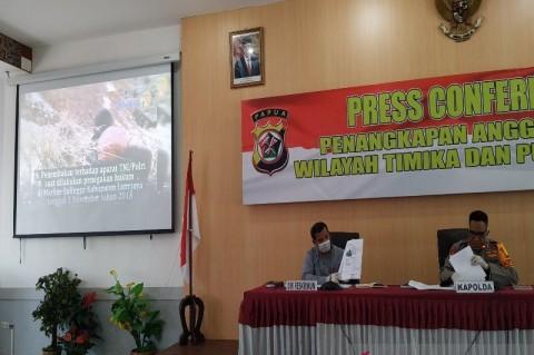 Polda Papua Ungkap Keterlibatan OW dalam Serangan Bersama KKB