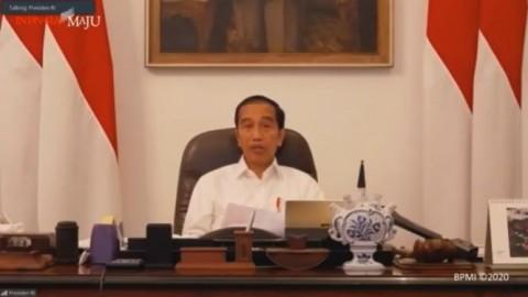 Jokowi:  Pembukaan Sekolah Berbasis Pertimbangan Data Keilmuan