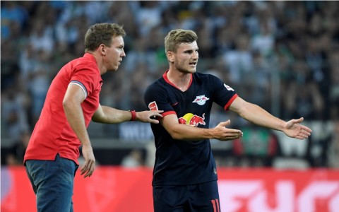 Pelatih Leipzig Pasrah dengan Rumor Kepindahan Timo Werner