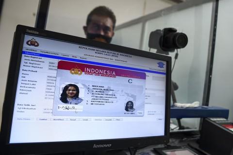Layanan Perpanjangan SIM Kembali Dibuka