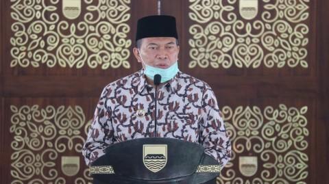 Kota Bandung 'Berdamai' dengan Covid-19