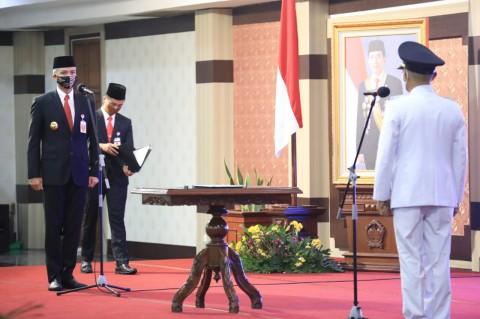 Dian Kristiandi Gantikan Ahmad Marzuki sebagai Bupati Jepara