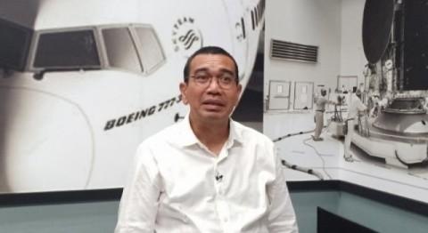 Dana Talangan Garuda Rp8,5 Triliun Bukan dari APBN