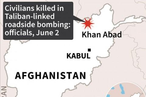 Ledakan Bom di Masjid Zona Hijau Kabul Tewaskan 2 Orang
