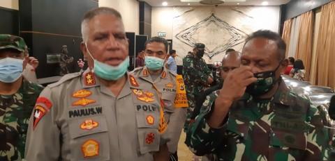 Buron, Anggota KKB Wilayah Pilia Ditangkap
