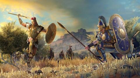 Total War Saga: Troy Bakal Tersedia Gratis di Epic Games Store