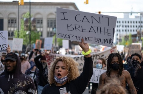 Kemenlu Tegaskan Tak Ada WNI Terdampak Demo di AS