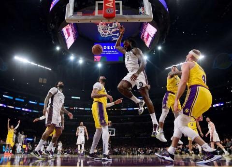 Kompetisi NBA Disebut Selesai Pertengahan Oktober
