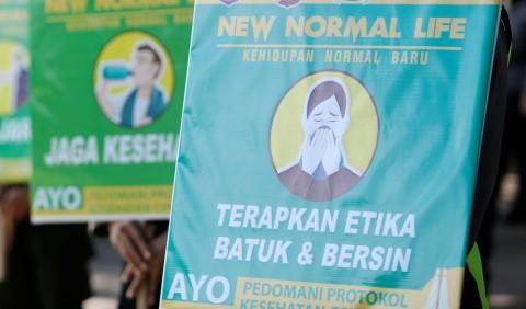Kriteria Negara yang Siap Terapkan New Normal