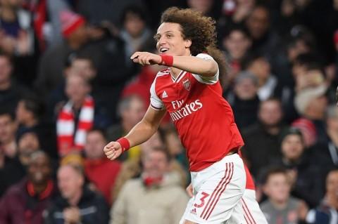 Presiden Benfica Klaim David Luiz Sepakat Perpanjang Kontrak di Arsenal