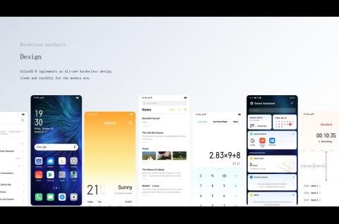 Oppo Gulirkan ColorOS 7 Berbasis Android 10