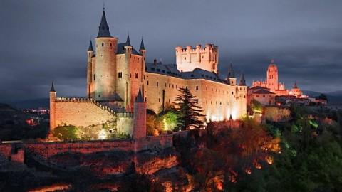 Istana Segovia Seindah Istana Cinderella